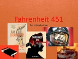 Fahrenheit 451 Introduction Powerpoint