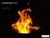 Fahrenheit 451 - Introduction Presentation