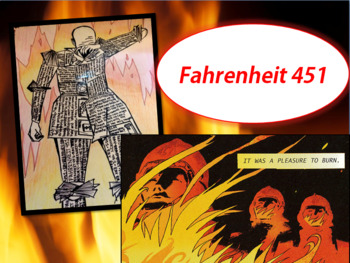 Fahrenheit 451 Introduction and Overview to Literary Elements