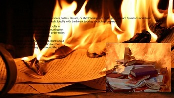 Fahrenheit 451 Introductory PowerPoint