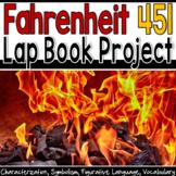 Fahrenheit 451 Project - Lap Book