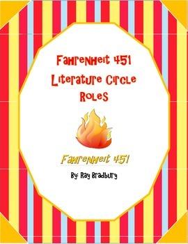 Fahrenheit 451 Literature Circle Roles