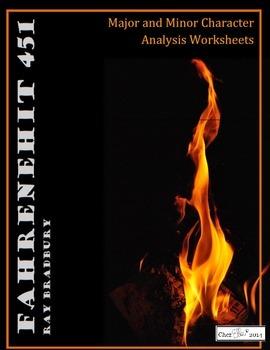 Fahrenheit 451 Major and Minor Character Analysis