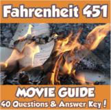 Fahrenheit 451 Movie Guide (2018)