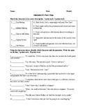 Fahrenheit 451 - Part 1 Quiz - CCSS Aligned