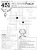 Fahrenheit 451 Part 3 Study Guide Questions and Comprehension Crossword Puzzle