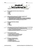 Fahrenheit 451 Part Three Reading Quiz