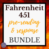 Fahrenheit 451 Digital Interactive Bundle for Google Drive