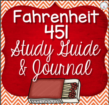 Fahrenheit 451 Questions, Journal and Anticipatory Activity