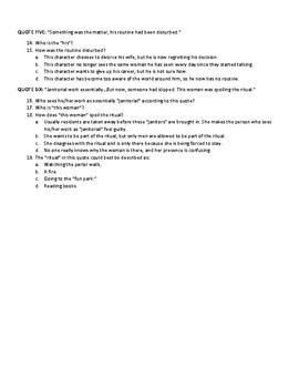 Fahrenheit 451 Quiz Bundle