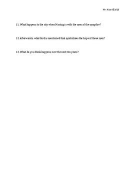 Fahrenheit 451 Quiz Part 3
