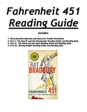 Fahrenheit 451 Reading Guide