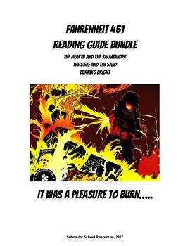 Fahrenheit 451: Reading Guide Bundle