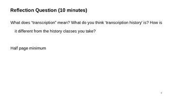 Fahrenheit 451 Reflection, Journal, Written Response Questions