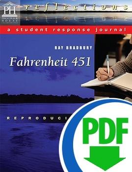 Fahrenheit 451 Response Journal