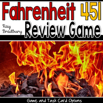 Fahrenheit 451 Review Game