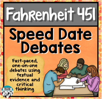 Fahrenheit 451 Review Speed Date Debates