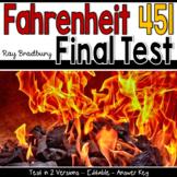 Fahrenheit 451 Test