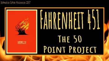 Fahrenheit 451: The 50 Point Project