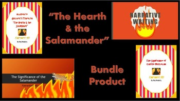 "Fahrenheit 451 ""The Hearth & the Salamander"" Bundle Product!"