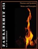 Fahrenheit 451 Themes and Symbols Notes
