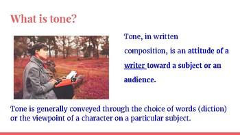 Fahrenheit 451: Tone and Mood Lecture/slideshow