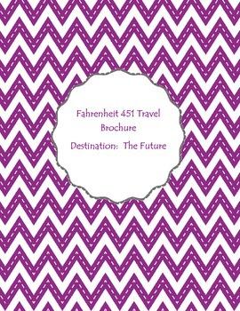 Fahrenheit 451 Travel Brochure Activity