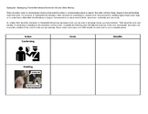 Fahrenheit 451 and Dystopian Literature Theme Worksheet