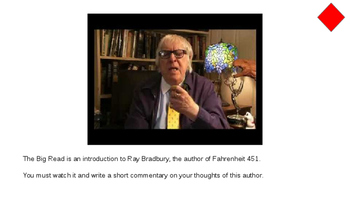 Fahrenheit 451 by Rad Bradbury Novel Guide