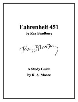 """Fahrenheit 451"" by Ray Bradbury: A Study Guide"