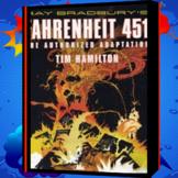 Fahrenheit 451 by Ray Bradbury Graphic Novel Study