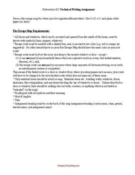 Fahrenheit 451 by Ray Bradbury: Technical Writing Activity