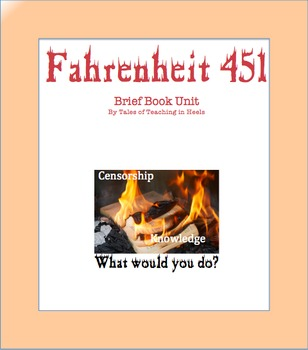 Fahrenheit 451 Brief Unit