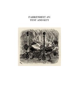 Fahrenheit 451 unit exam and answer key