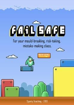 Fail Safe - a growth mindset resource