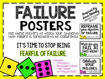 Failure Posters