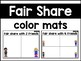 Fair Share Center Mats