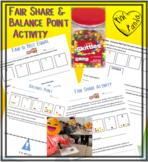 Fair Share Skittles Activity