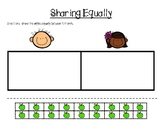 Fair Shares: Sharing Equally Between 2 and 4 People
