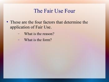 Fair Use for New Teachers
