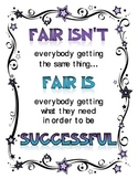 Fair is... Poster!