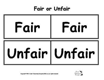 Fair or Unfair (Understanding Bias in Surveys)