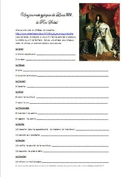 Faire Causatif avec Louis XIV - Intermediate French