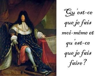 Faire Causatif avec Louis XIV - Intermediate French