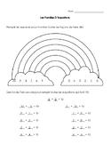 Faire Dix et Familles d'Équations Quiz