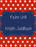 Faire French Verb Unit
