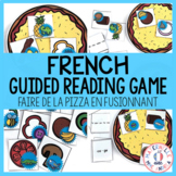 FRENCH Segmenting / Blending Guided Reading Game - Lecture guidée