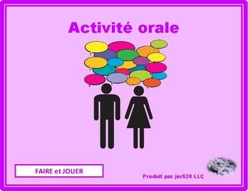 Faire et Jouer (Activities in French) Interview