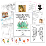 Fairies in the Garden Learning Pack and Tea Time Guide