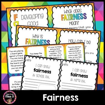 Social Skills Fairness